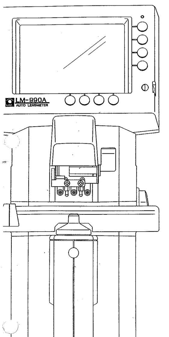 LM 990A Lensmeter
