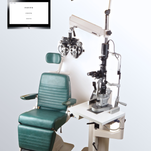 Reliance Ophthalmic Exam Lane Package